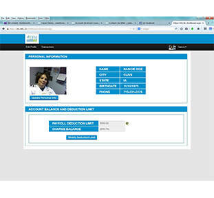 Intranet Profile